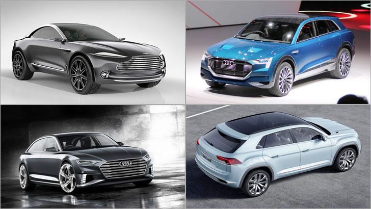 2017'de Piyasaya Çıkan Popüler Araba Markaları ve Modelleri