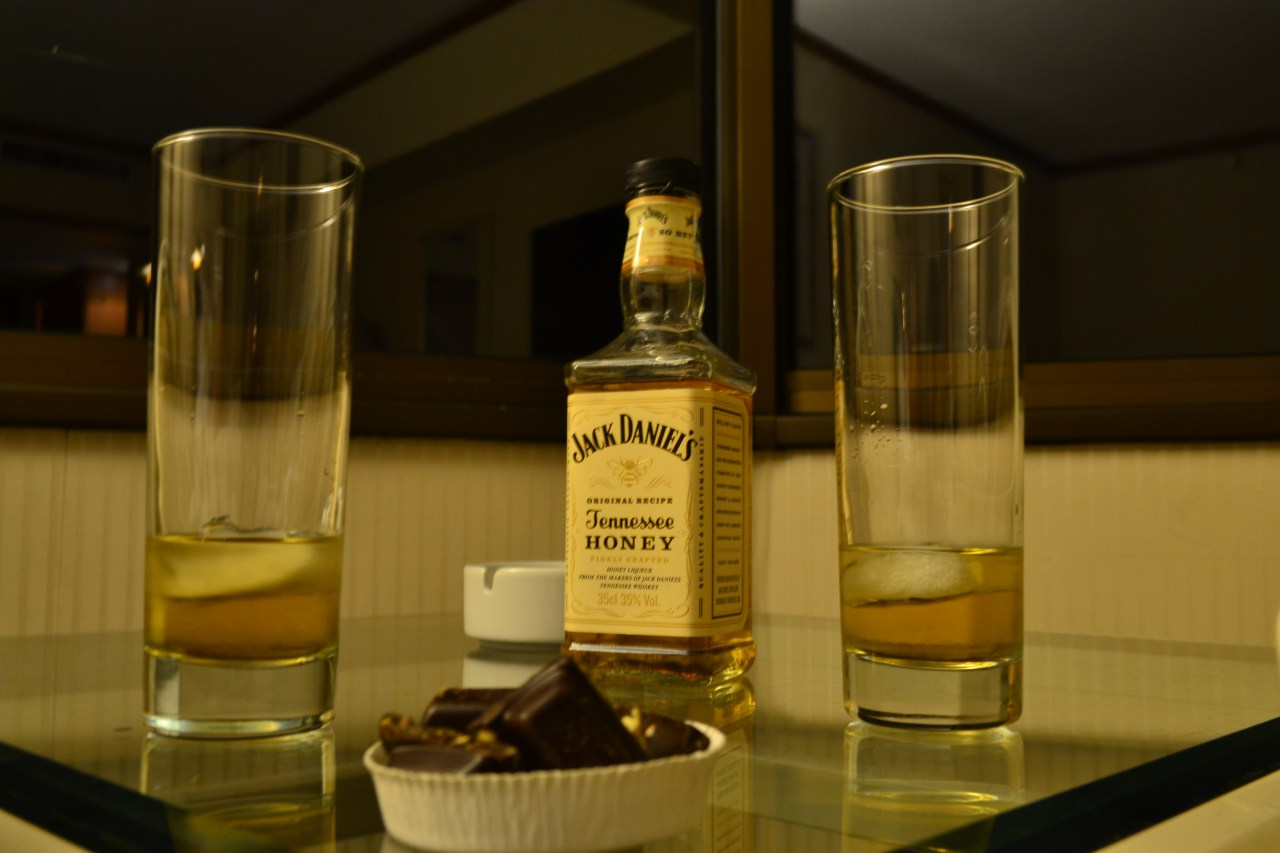 Jack Daniel's Tennessee Honey Nasıl İçilir?