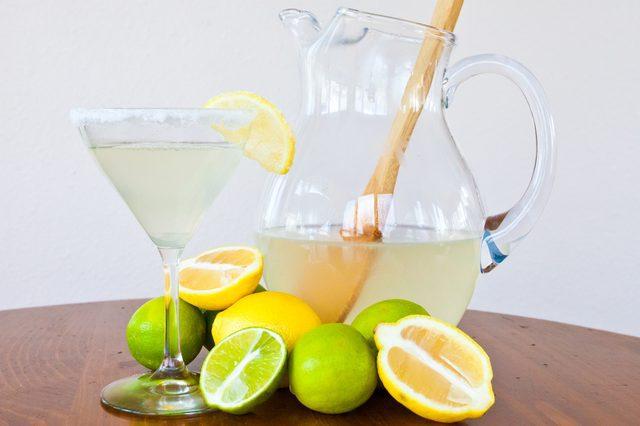 Sweet & Sour Mix Nasıl Hazırlanır?