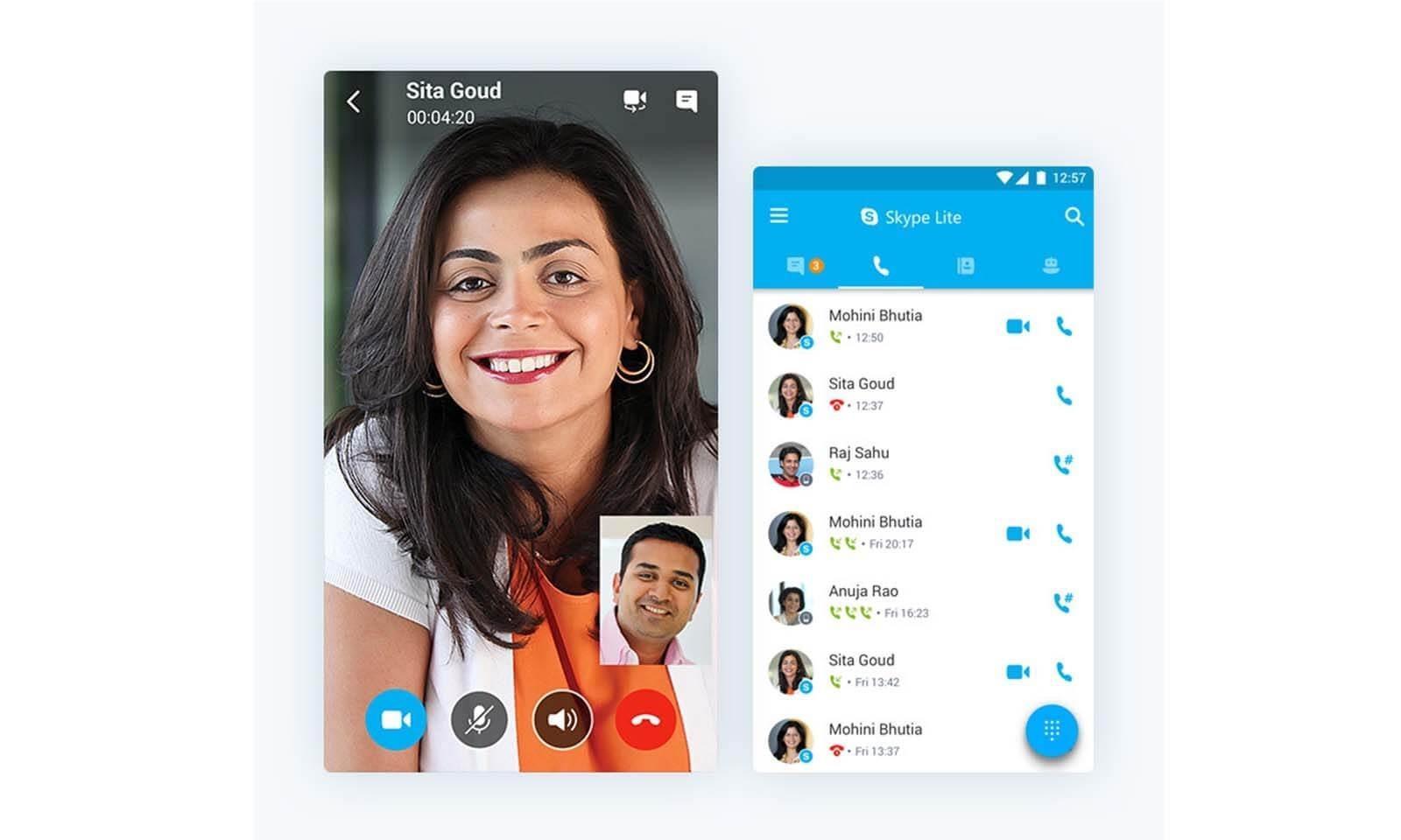 Skype Lite, Eski Sürümler İçin Kurtarıcı Olacak!