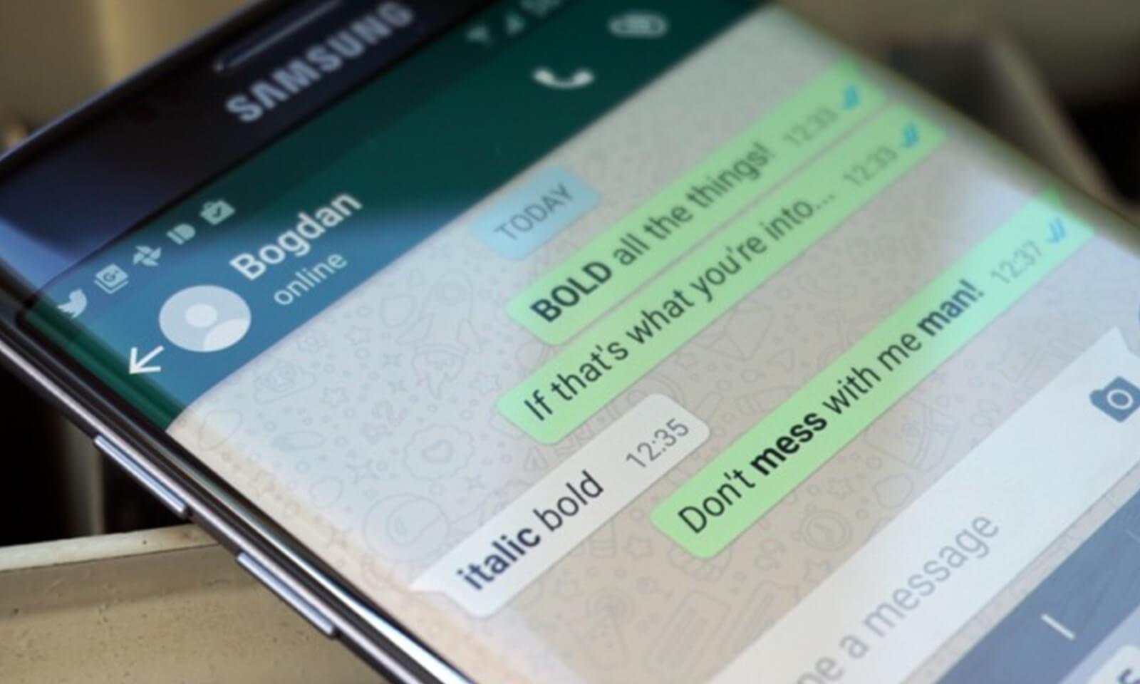 WhatsApp Üzerinden Para Transferi Yapılabilecek
