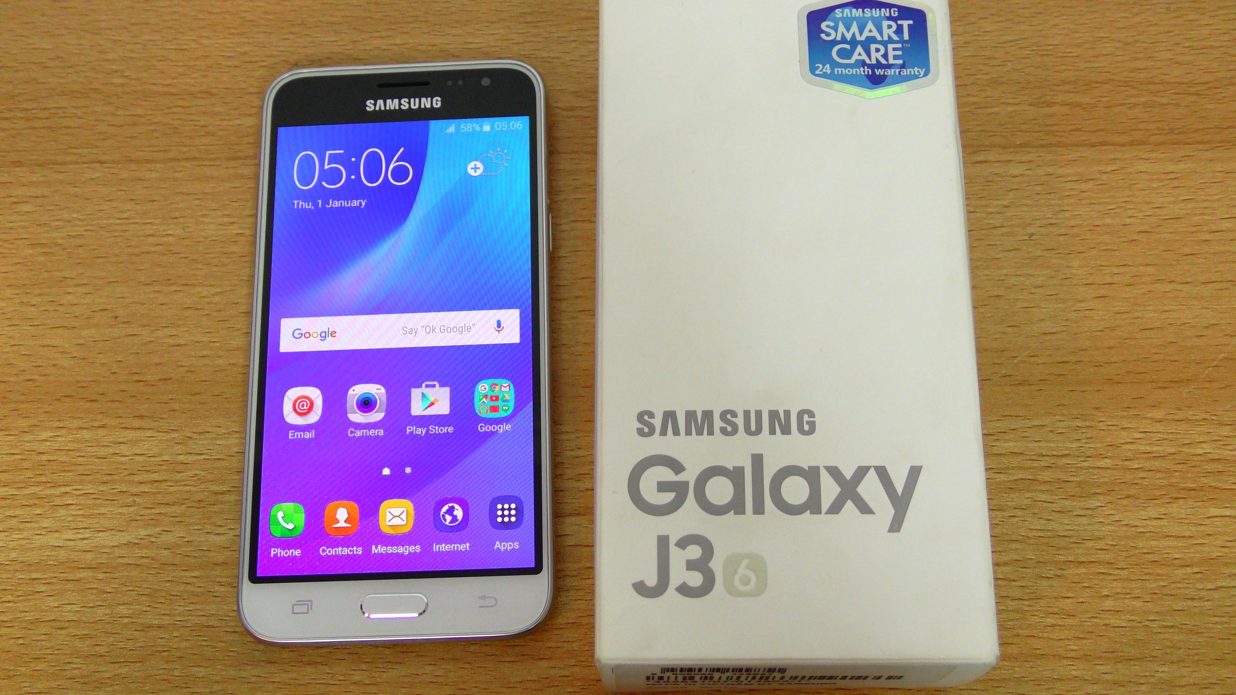 Samsung Galaxy J3 (2017) Sızdırıldı