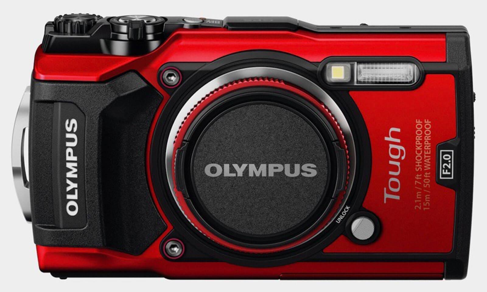 Olympus 4K Kayıt Yapan Kamerasını Tanıttı