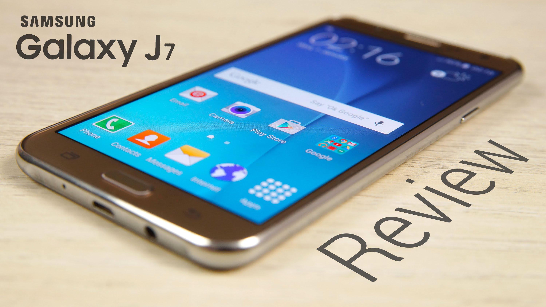 Samsung Galaxy J7 2017 Tanıtıldı
