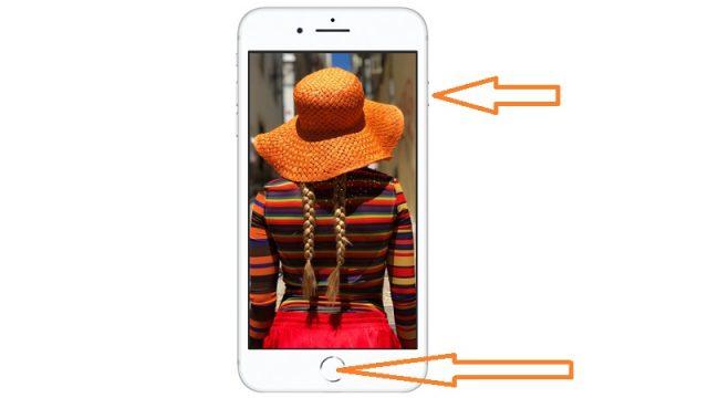 iPhone 8 Ekran Görüntüsü Nasıl Alınır?