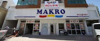 Makro Market Çalışma Şartları ve Maaşları 2019