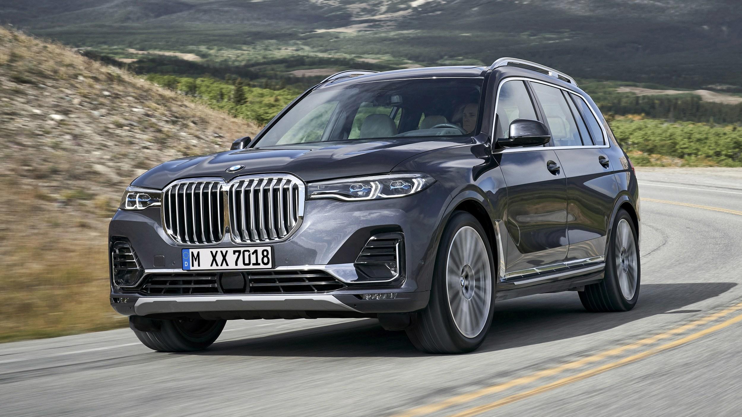 BMW SUV X7 Özellikleri, Fiyatı ve Çıkış Tarihi – BMW SUV X7 Alınır mı?