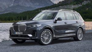 BMW SUV X7 Özellikleri ve Fiyatı