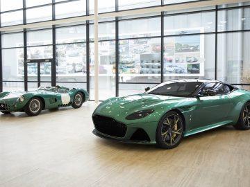 2019 Aston Martin DBS 59 Özellikleri, Fiyatı ve Çıkış Tarihi
