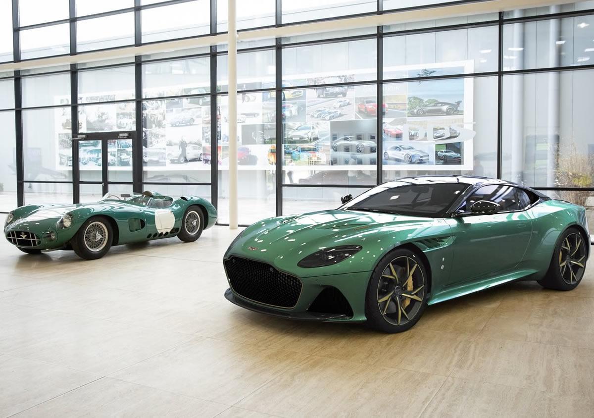 2019 Aston Martin DBS 59 Özellikleri, Fiyatı ve Çıkış Tarihi – Aston Martin DBS 59 Alınır mı?