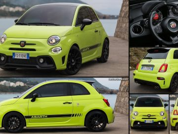 2019 Fiat 595 Abarth