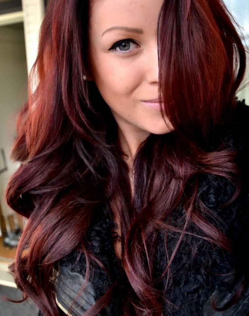 Kına ile Kızıl Saç Nasıl Elde Edilir?